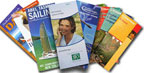 Brochures, Direct Mail,  Campaigns